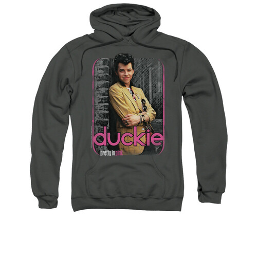Image for Pretty in Pink Hoodie - Just Duckie