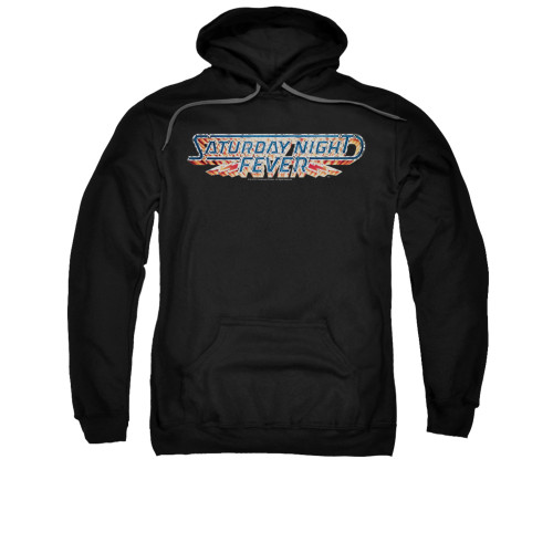 Image for Saturday Night Fever Hoodie - Logo