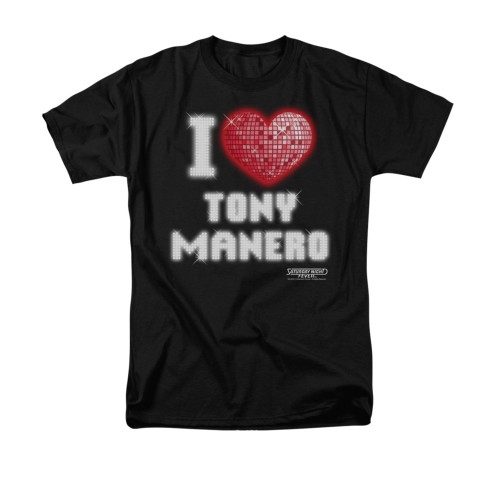 Image for Saturday Night Fever T-Shirt - I Heart Tony
