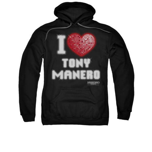 Image for Saturday Night Fever Hoodie - I Heart Tony