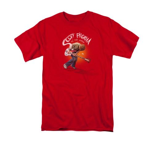 Image for Scott Pilgrim vs. The World T-Shirt - Scott Poster