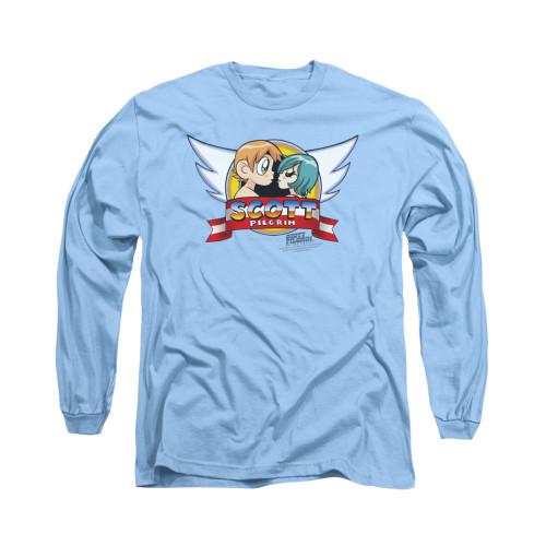 Image for Scott Pilgrim vs. The World Long Sleeve T-Shirt - Sonic Scott