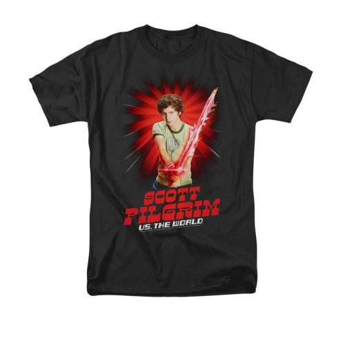 Image for Scott Pilgrim vs. The World T-Shirt - Super Sword