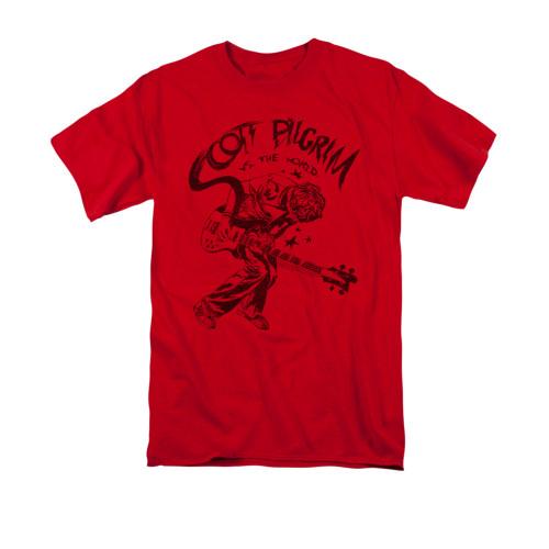 Image for Scott Pilgrim vs. The World T-Shirt - Rockin'