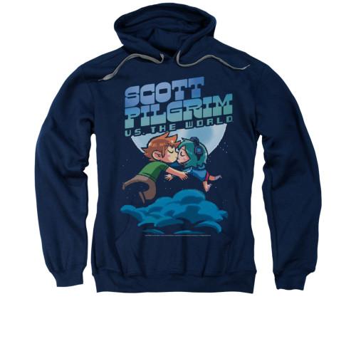 Image for Scott Pilgrim vs. The World Hoodie - Lovers
