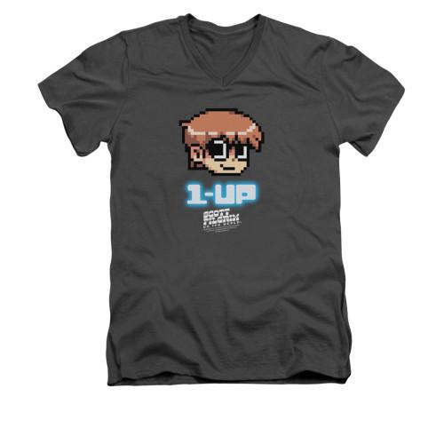 Image for Scott Pilgrim vs. The World V-Neck T-Shirt - 1 Up