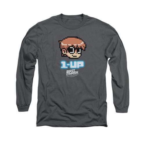 Image for Scott Pilgrim vs. The World Long Sleeve T-Shirt - 1 Up