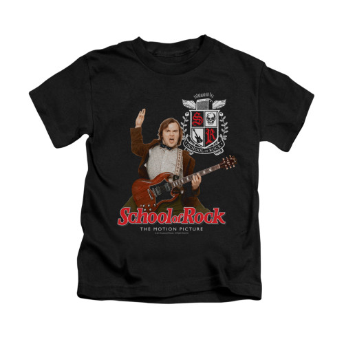 Image for School of Rock Kids T-Shirt - The Teacher is In