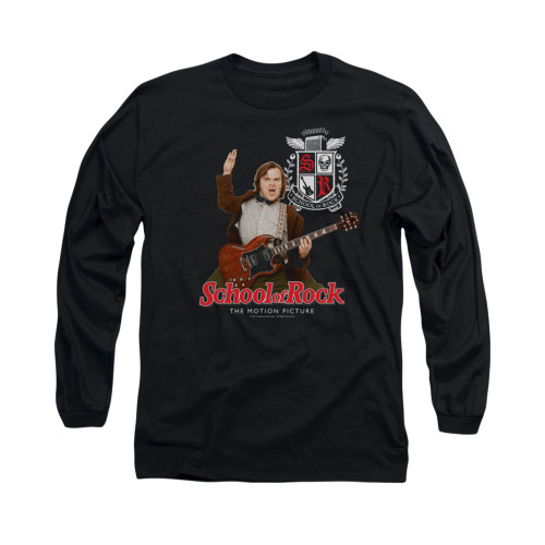 Image for School of Rock Long Sleeve T-Shirt - The Teacher is In