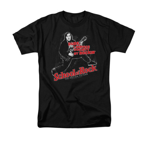 Image for School of Rock T-Shirt - Rockin'