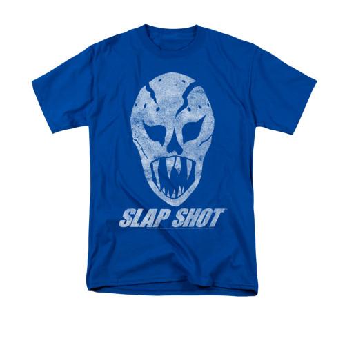 Image for Slap Shot T-Shirt - The Mask