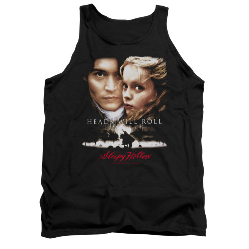 Image for Sleepy Hollow Tank Top - Heads Will Roll