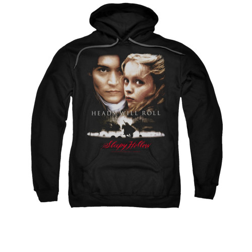 Image for Sleepy Hollow Hoodie - Heads Will Roll
