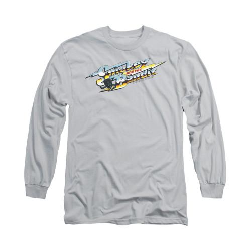 Image for Smokey and the Bandit Long Sleeve T-Shirt - Logo