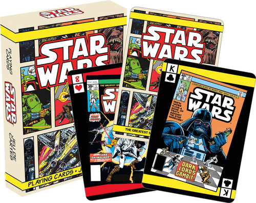 Image for Star Wars Classic Comic Book Playing Cards