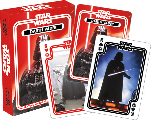 Image for Star Wars Darth Vader Cards