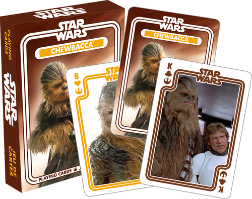 Image for Star Wars Chewbacca Cards