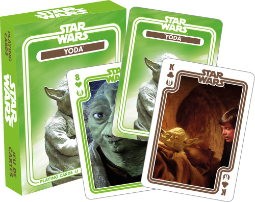 Image for Star Wars Yoda Cards