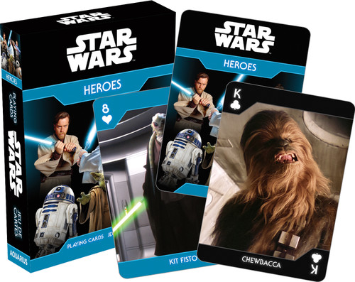 Image for Star Wars Heroes Cards