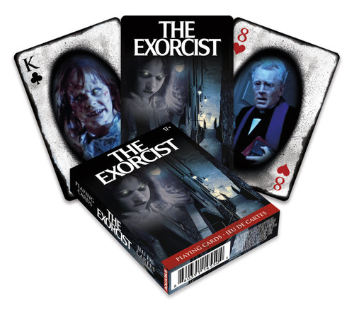 Image for The Exorcist Playing Cards