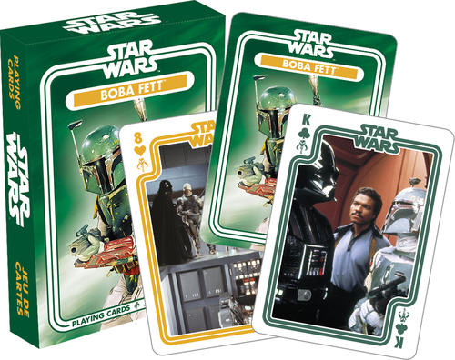 Image for Star Wars Boba Fett Cards