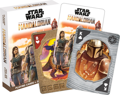 Image for The Mandalorian Cards