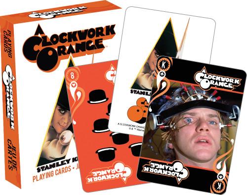 Image for A Clockwork Orange Playing Cards