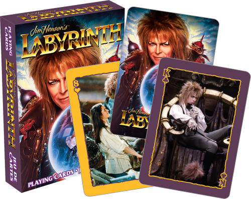 Image for Labyrinth Playing Cards