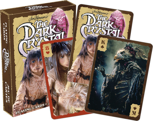 Image for The Dark Crystal Playing Cards