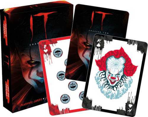 Image for It Chapter Two Playing Cards