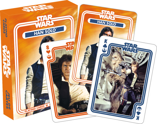 Image for Star Wars Han Solo Cards