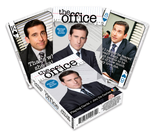 Image for The Office Playing Cards