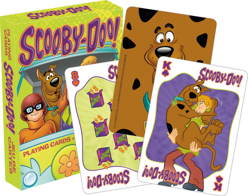 Image for Scooby Doo Playing Cards