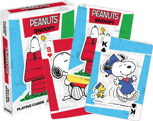 Image for Peanuts Snoopy Playing Cards