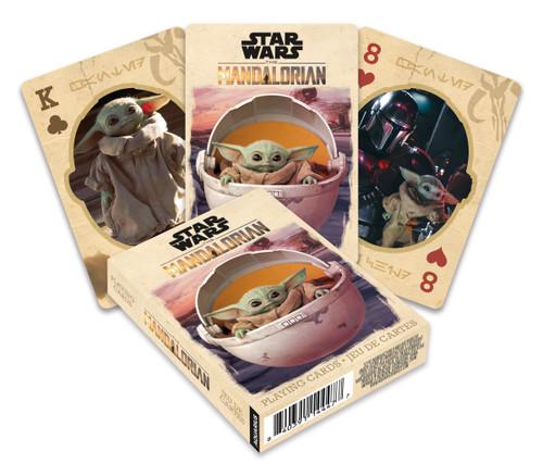 Image for The Mandalorian Baby Yoda Cards
