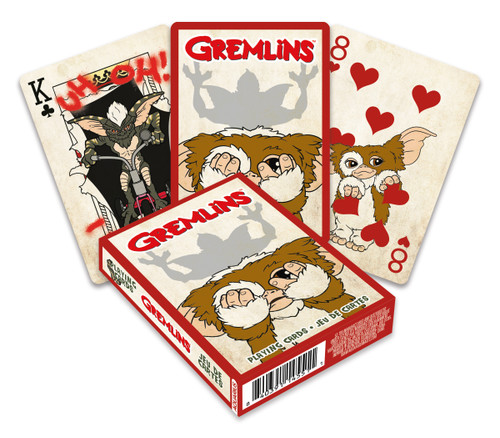Image for Gremlins Playing Cards