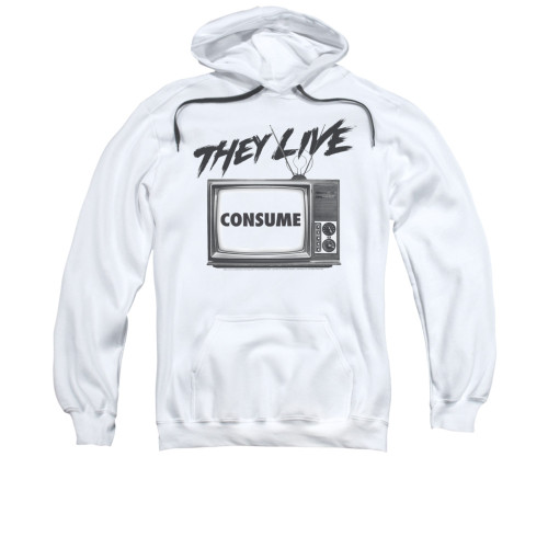 Image for They Live Hoodie - Consume