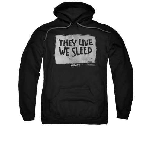 Image for They Live Hoodie - We Sleep