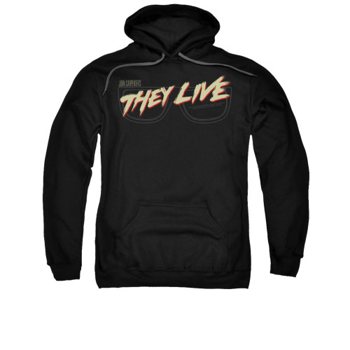 Image for They Live Hoodie - Glasses Logo