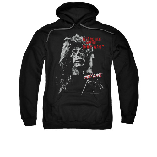 Image for They Live Hoodie - They Want