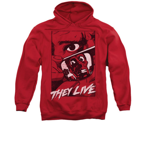 Image for They Live Hoodie - Graphic Poster