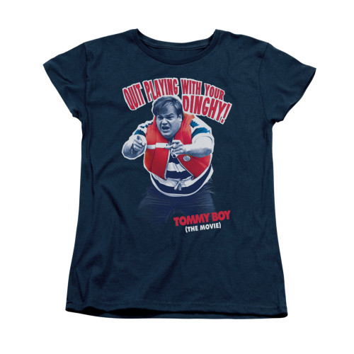 Image for Tommy Boy Woman's T-Shirt - Dinghy