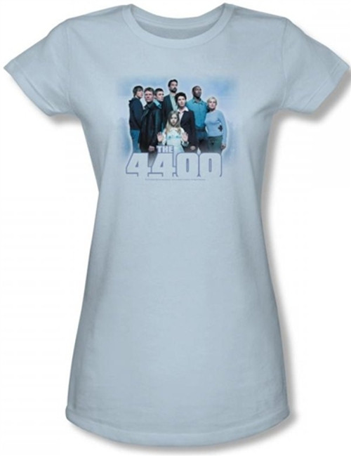 Image for The 4400 By the Lake Girls Shirt