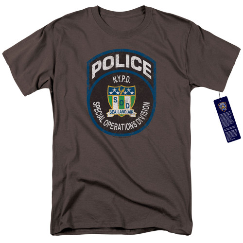 Image for New York City T-Shirt - Special Ops