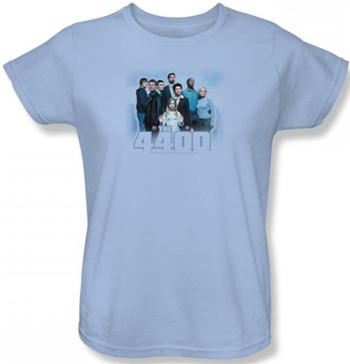 Image for The 4400 By the Lake Woman's T-Shirt