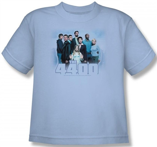 Image for The 4400 By the Lake Youth T-Shirt