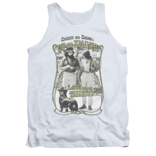 Image for Up In Smoke Tank Top - Labrador