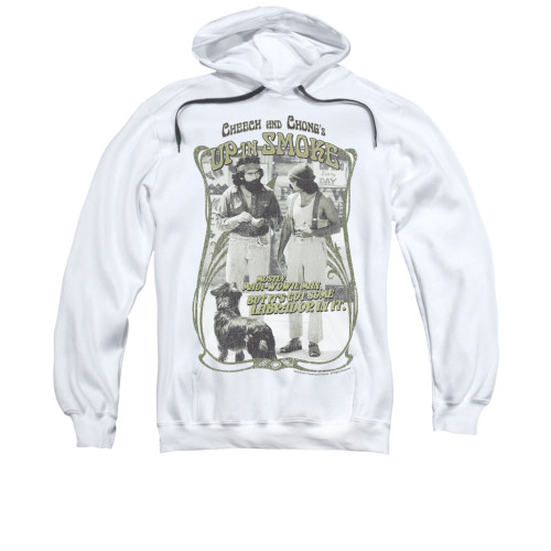 Image for Up In Smoke Hoodie - Labrador
