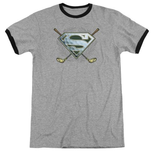 Image for Superman Ringer - Fore!