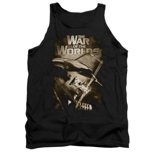Image for War of the Worlds Tank Top - Death Rays